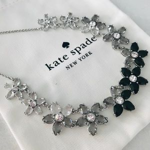 Kate Spade ♠️ Bed of Roses Necklace